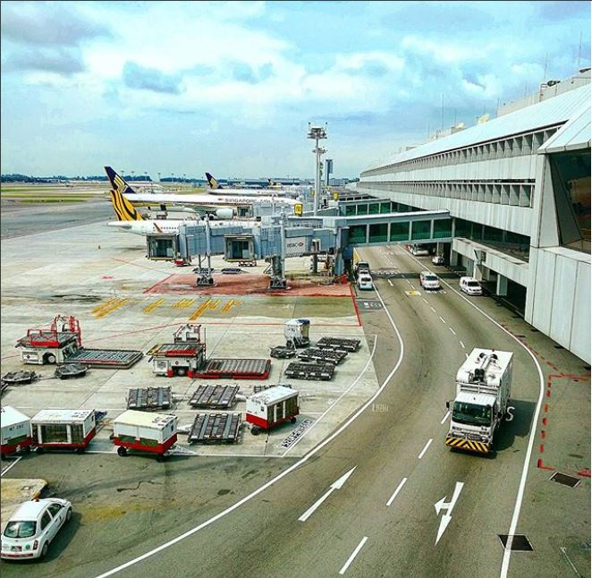 Busy Changi